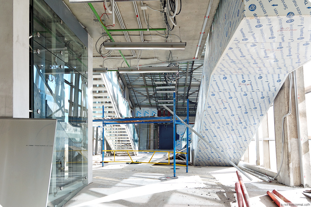 Новый терминал аэропорта «Внуково»